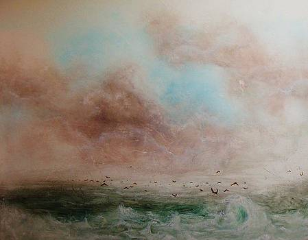 The Sea by Ben Christianson