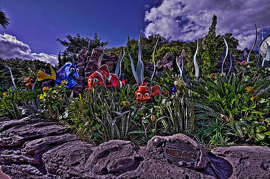 The Seas With Nemo And Friends HDR by Jason Blalock