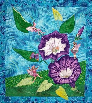 The Secret Life of Flowers by Maureen Wartski