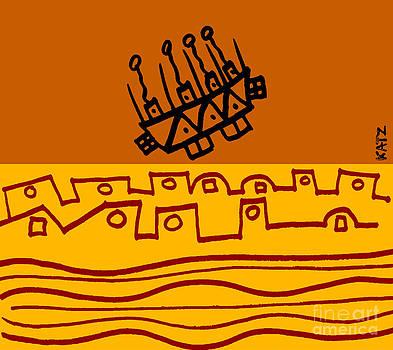 The Ship by Daniel Katz