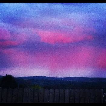 The Sky Is Really #beautiful by Orla O'Neill