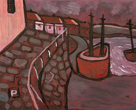 The slipway by Peter  McPartlin
