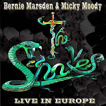 The Snakes Live in Europe by Penny Golledge