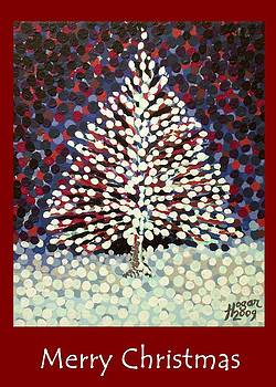 Alan Hogan - The Snow Tree Merry Christmas