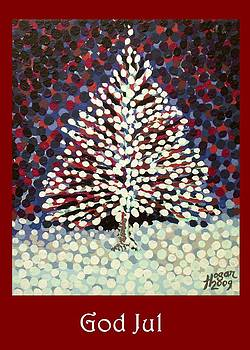 Alan Hogan - The Snow Tree Swedish Xmas Greeting