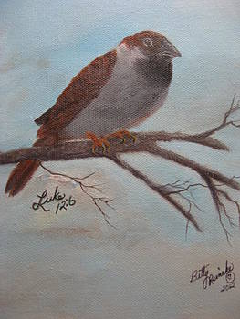 The Sparrow by Betty Reineke