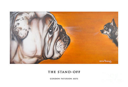 The Stand Off by Gordon Paterson