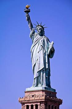 Ezequiel Rodriguez Baudo - The Statue of Liberty