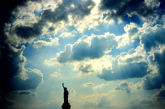The Statue of Liberty by Roz McQuillan