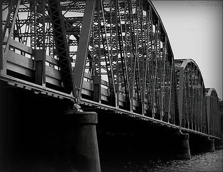 The Steel Bridge by Alivia Houdek