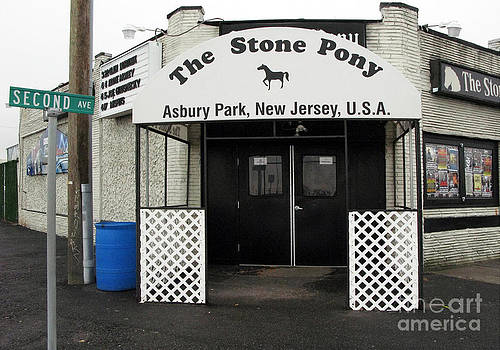 Anne Ferguson - The Stone Pony-Asbury Park-New Jersey