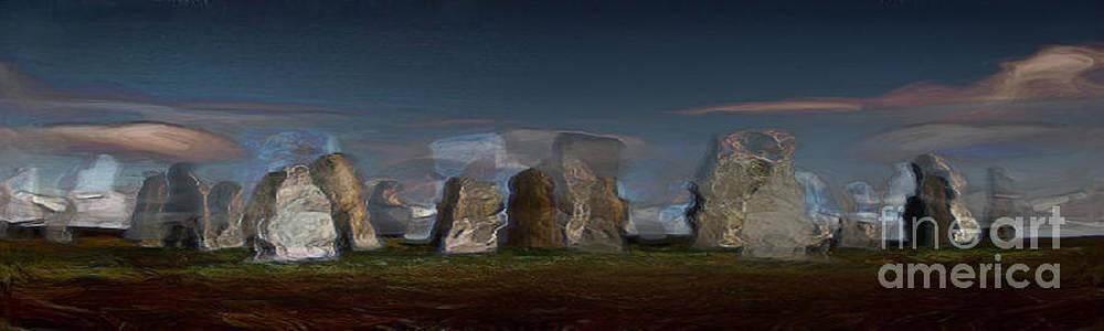 The stony calming by Morgana Blackcat