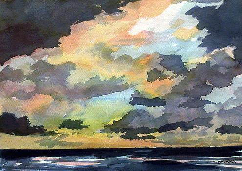 The Storm Breaks by Jon Shepodd