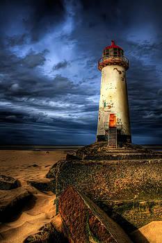Adrian Evans - The Talacre Lighthouse