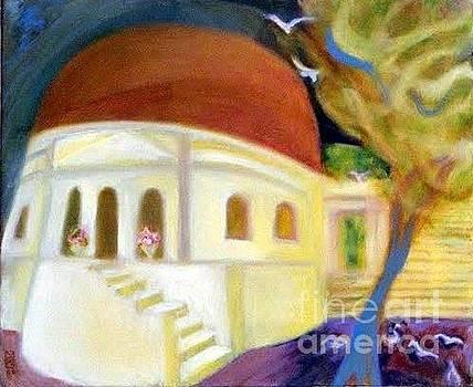 The Temple by Jenny Goldman