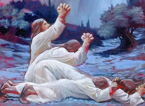 The Three Prayers by Larry Christensen
