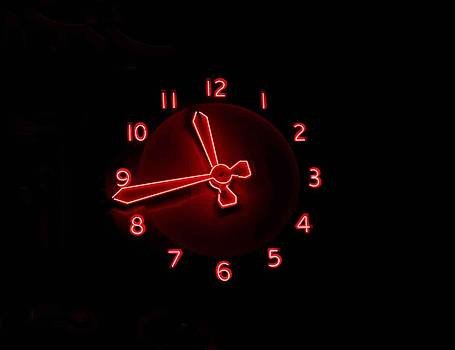 The Time by Bella  Shots