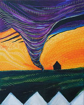 The Tornado by Kate Fortin