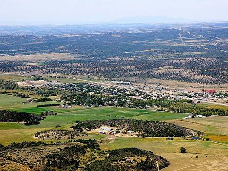The Town of Mancos by FeVa  Fotos