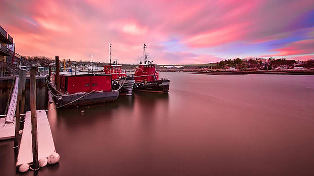 The Tugs by Kevin Kratka