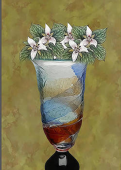The Vessel by Virginia Dillman