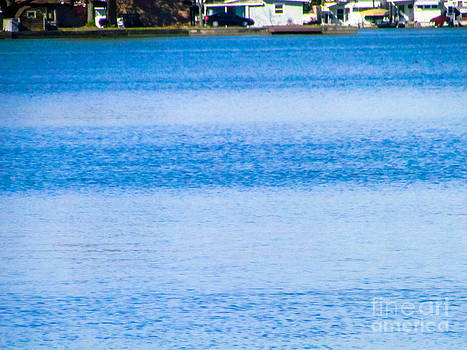 The view of the water by Alisha Greer