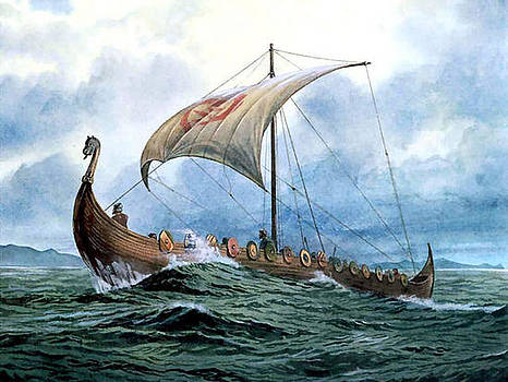 The Vikings by Robert E Gebler