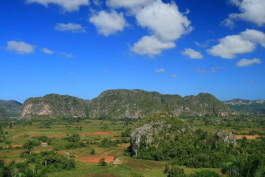 The Vinales Valley by Luis Marquez