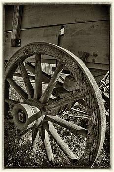 James Woody - The Wagon Wheel