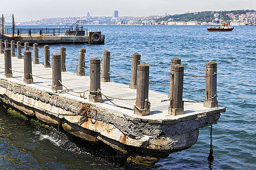 Kantilal Patel - The Wharf Bosphorus Channel