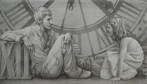 THE WHITE RABBIT HOLE from Alice in Wonderland by Jose Luis Munoz Luque