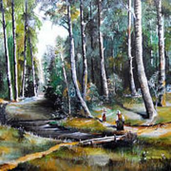 The Wildest Forest by Ademola Kareem Oshodi