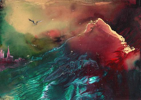 Miki De Goodaboom - The Winged Messenger