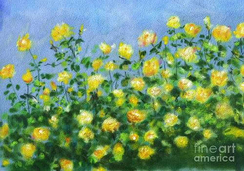 The Yellow Roses of Texas by Denise Dempsey Kane
