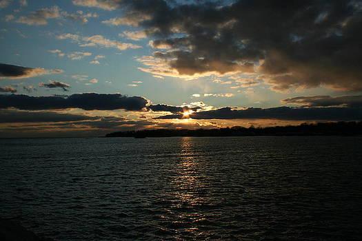 Third Sunset by Stephen Melcher