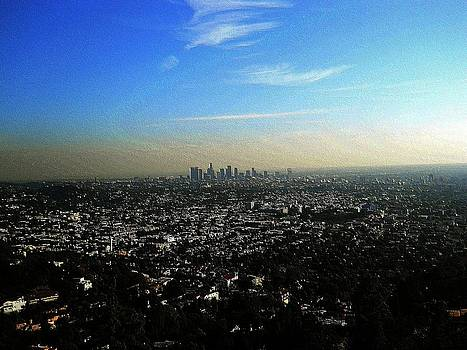 This is the City Los Angeles California by Eve Paludan