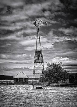 Paul W Sharpe Aka Wizard of Wonders - This is Washington State No. 12 - The American Windmill