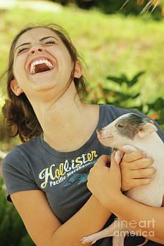This Little Piggy by Lori Mellen-Pagliaro
