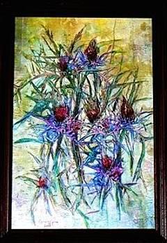 Thorns by Baruch Neria-Kandel