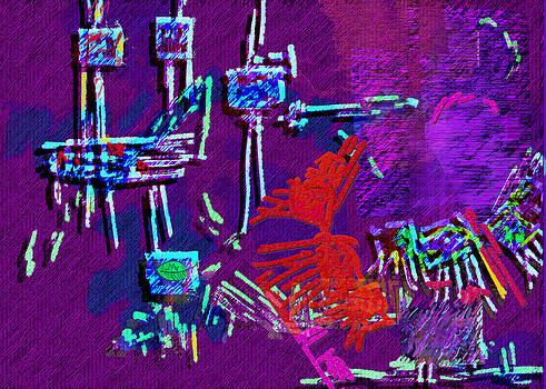 Threads by Mathilde Vhargon