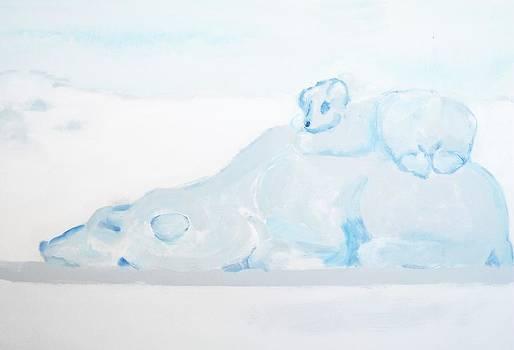 Three Bears by Jay Manne-Crusoe