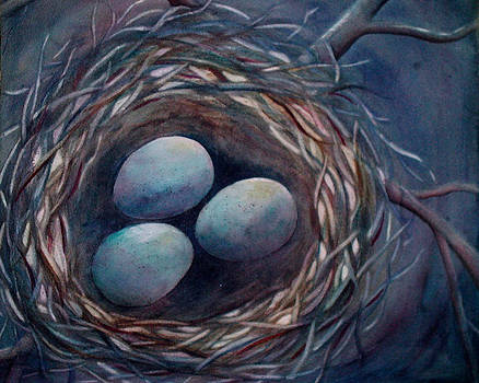 Three is a magic number  by Laura Shepler