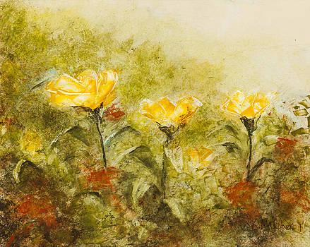 Kaata    Mrachek - Three Rose Haze
