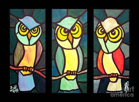 Jim Harris - Three Wise Guys