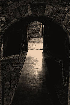 Through The Arches by John Monteath