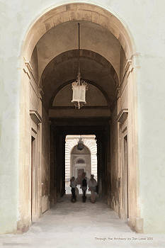 Through the Archway by Jan Lowe