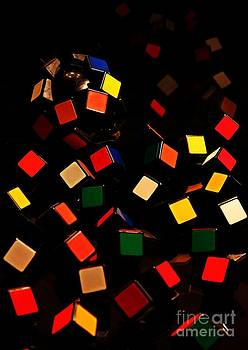Through The Eyes Of Erno Rubik by Scott Allison