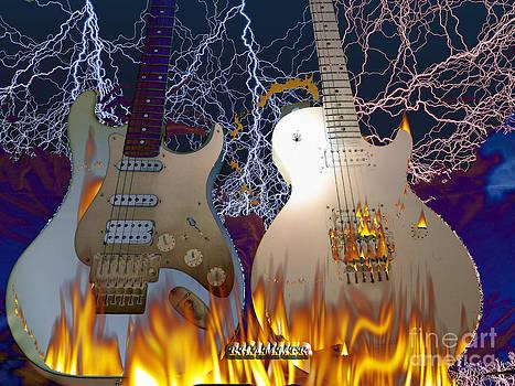Thunder N Lightning by Bobby Hammerstone