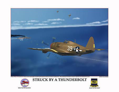 Thunder Struck by Jerry Taliaferro