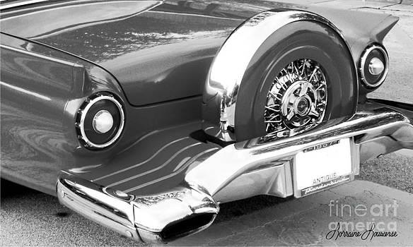 Thunderbird 1957 by Lorraine Louwerse